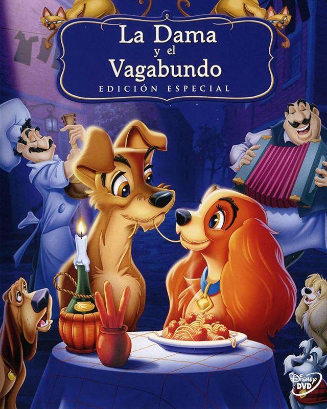 La dama y el vagabundo (1955, Clyde Geronimi, Hamilton Luske y Wilfred Jackson)