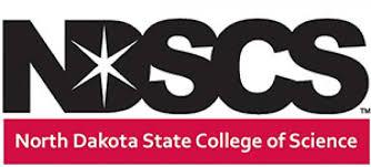 Logo of North Dakota State College of Science online pharmacy technician training program