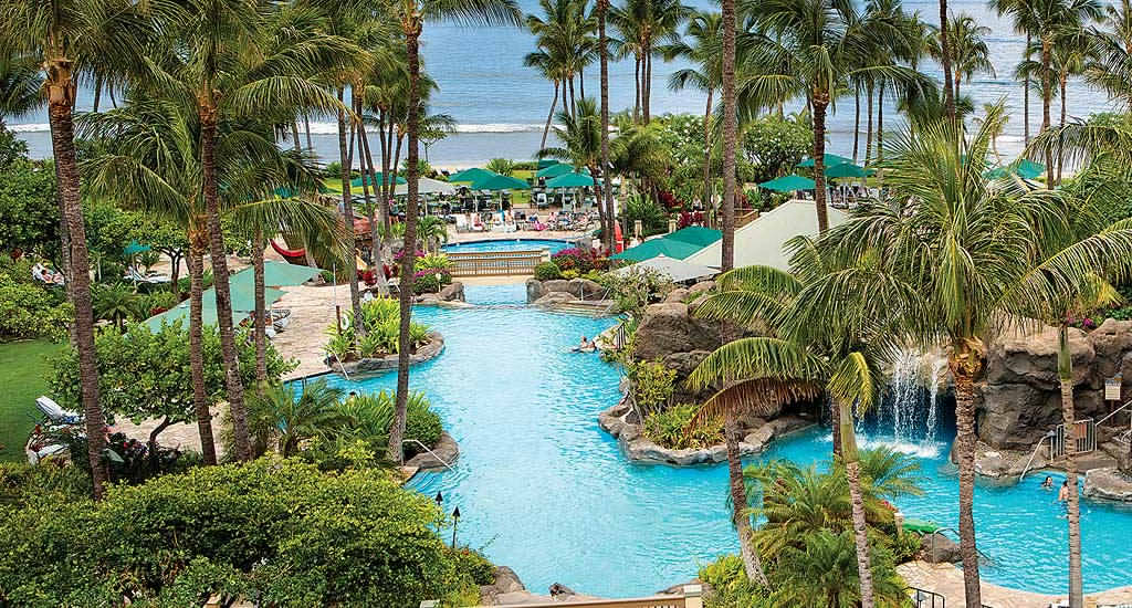 Ka Anapali The Westin Ocean Resort Villas Or Sheraton Maui Spa 20 000 25 Spg Points Per Night Book Marriott S