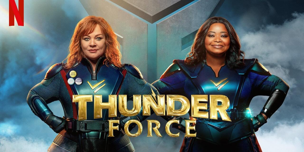 Thunder Force Review: Netflix Fails To Capture The Super In Their New  Melissa McCarthy Hero Story - The Illuminerdi