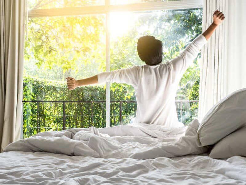 Những người thành công thường thức dậy sớm