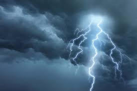 Image result for Lightning strike