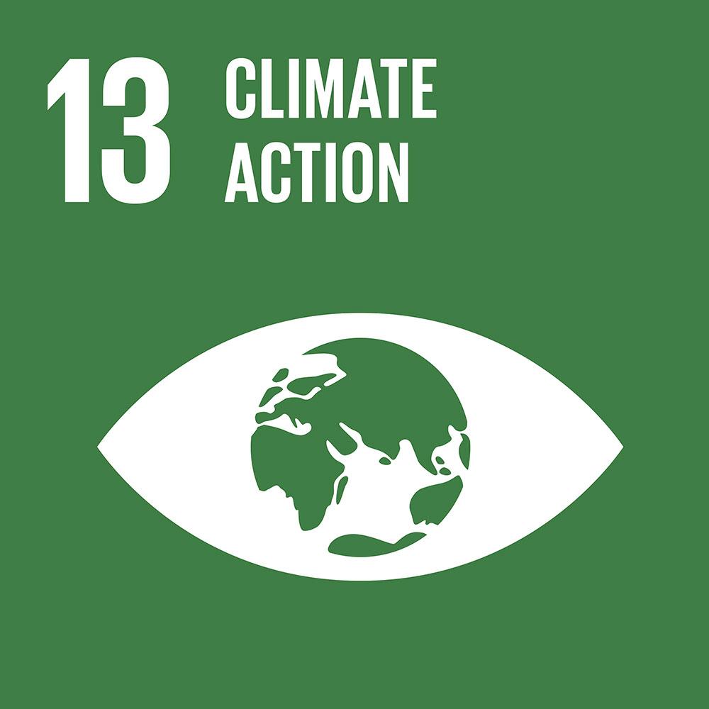 SDG 13 - Klimatická opatření