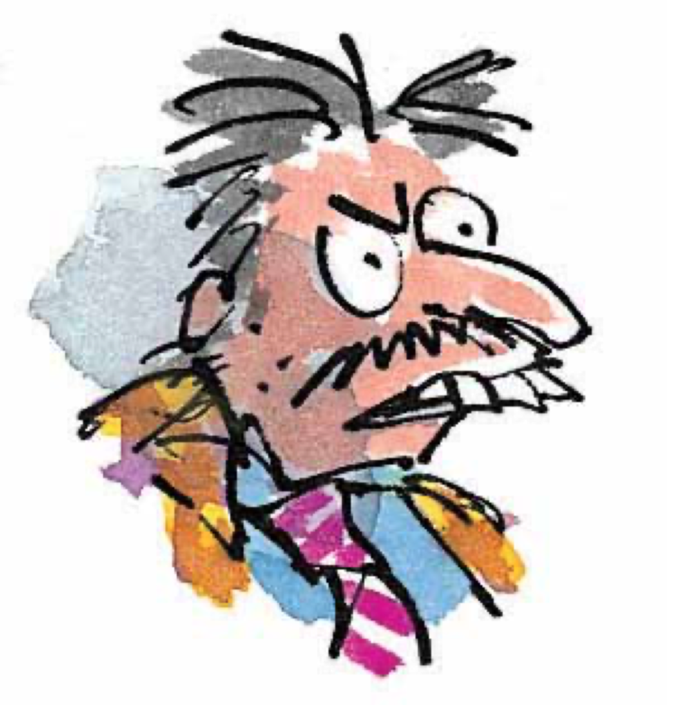 Image by  Quentin Blake