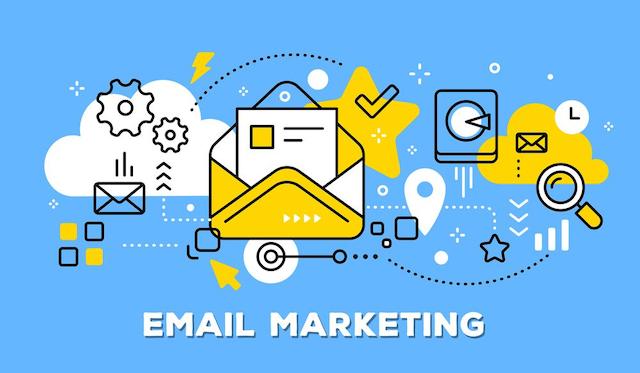 Email Marketing giúp doanh nghiệp tăng độ nhận diện thương hiệu