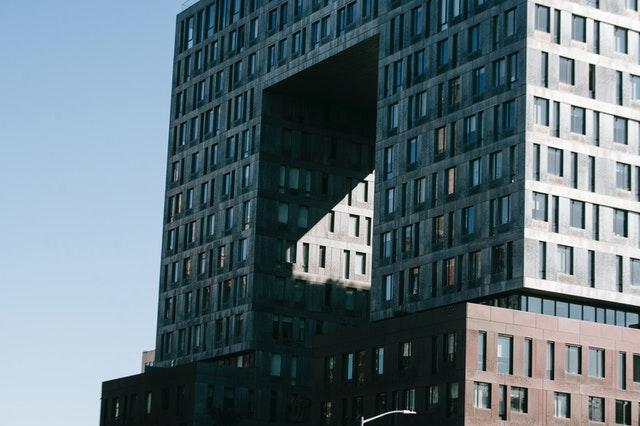 big office building in toronto