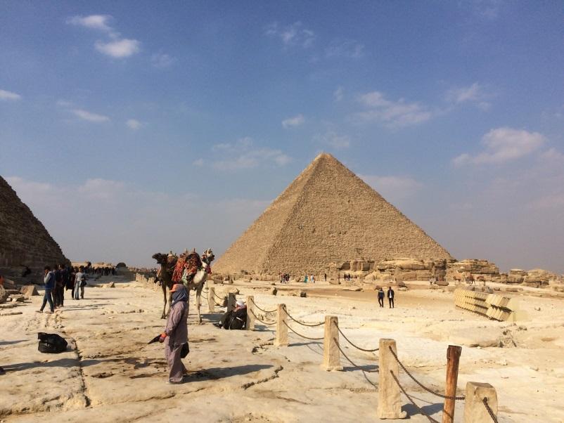 travel destination, pyramids