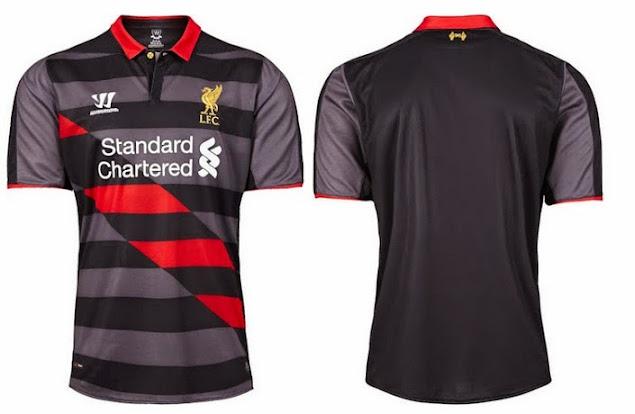 Kostum Liverpool 2015