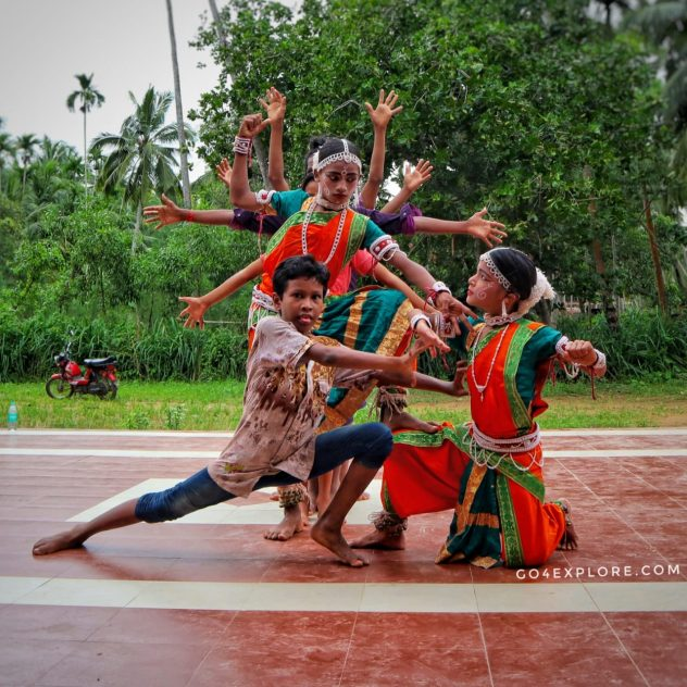 Gotipua Dance Best Offbeat places near Puri