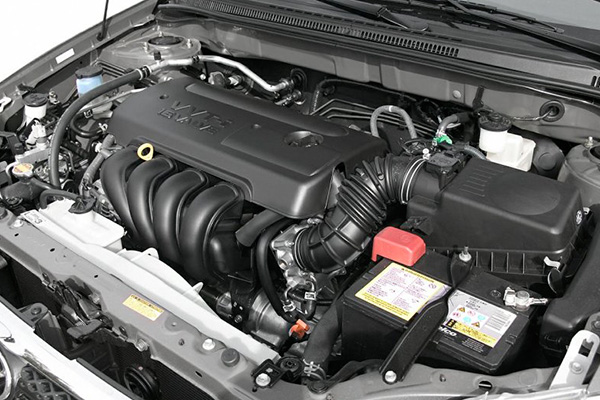 engine-of-the-Toyota-corolla-2006