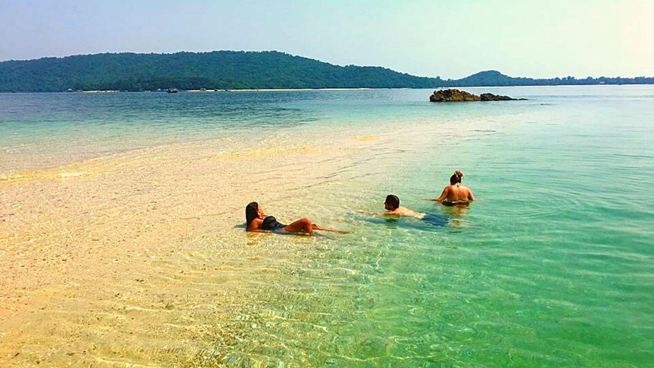 Khám phá Vụng Tiên biển gọi - Một trong những tour du lịch Cô Tô hay nhất ở Quảng Ninh