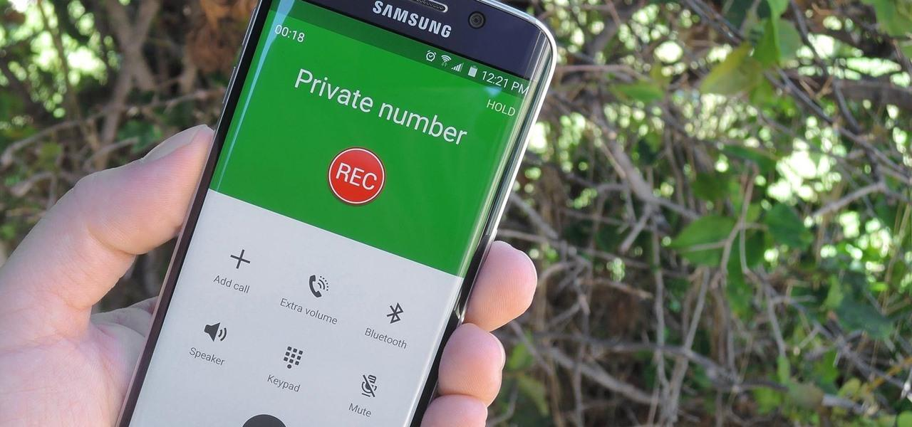 How to Record Phone Calls on Android « Android :: Gadget Hacks