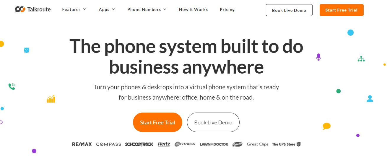 Talkroute is a Virtual Business Phone Solutions