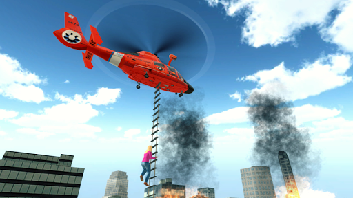 Police Helicopter Simulator- screenshot thumbnail