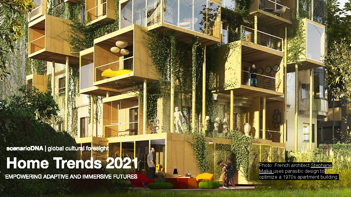 Home Trends 2021