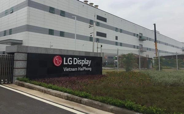 LG Display tăng vốn 1,4 tỷ USD, trở thành dự án có vốn đầu tư lớn nhất Hải Phòng