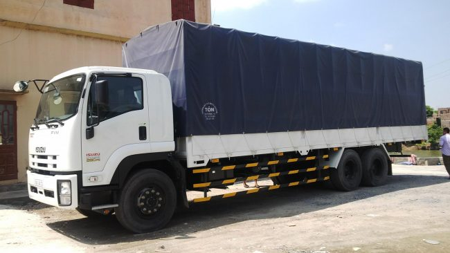Quy trình giao nhận hàng của dịch vụ cho thuê xe tải ở Đồng Nai
