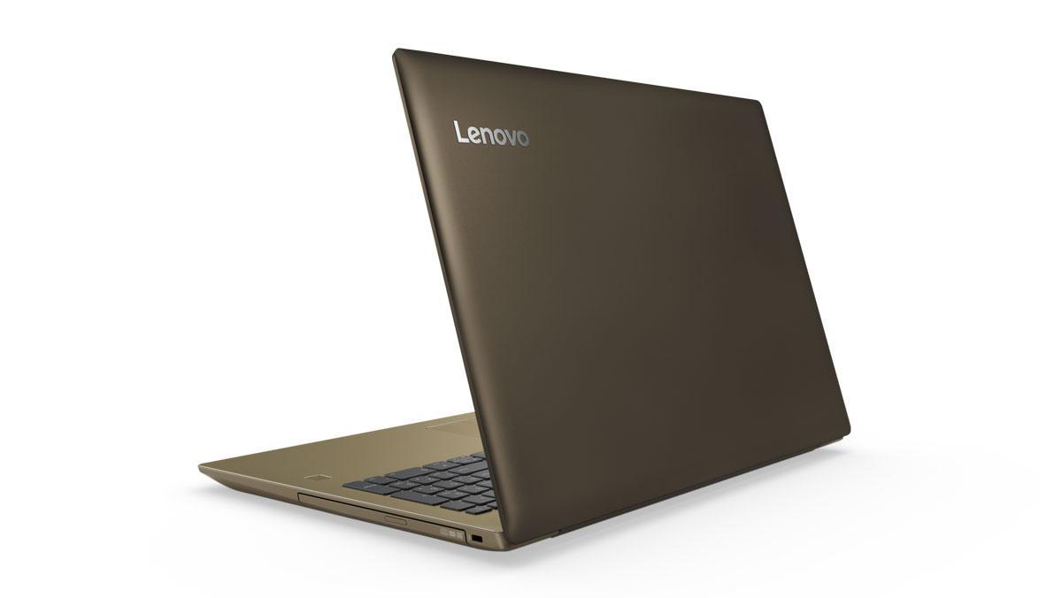 Фото 2 - Ноутбук Lenovo IdeaPad 520-15IKB Bronze (80YL00M4RA)