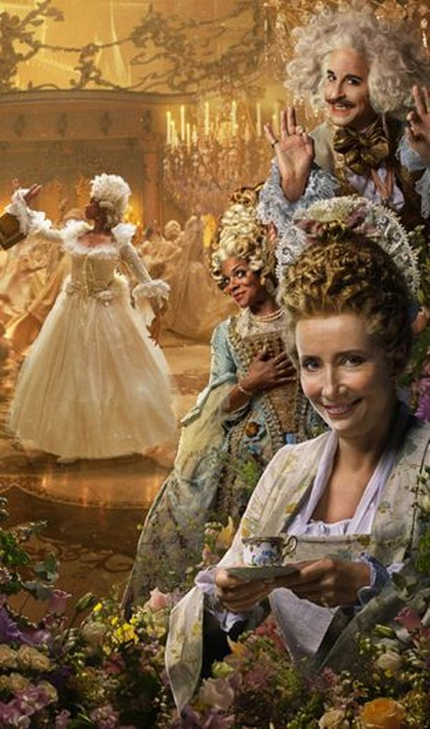 Mrs Potts is in the poster