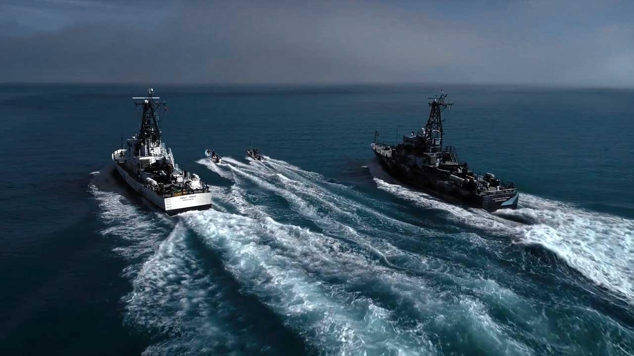 Sea Shepherd History