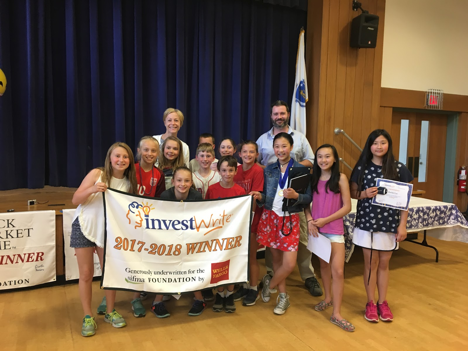 SIFMA Foundation's InvestWrite® Essay Competition
