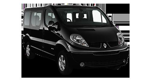 Clé Renault Trafic 2001–2014