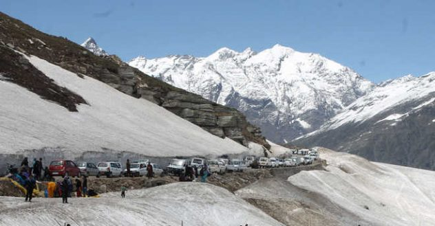 things to do in manali rohtang
