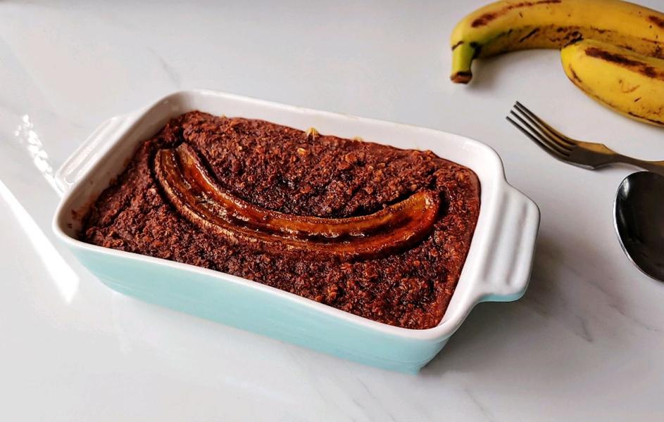 Thèm bánh mà nơm nớp lo tăng cân thì phải làm ngay món bánh chuối yến mạch xốp mềm này thôi các chị ơi! - Ảnh 6.