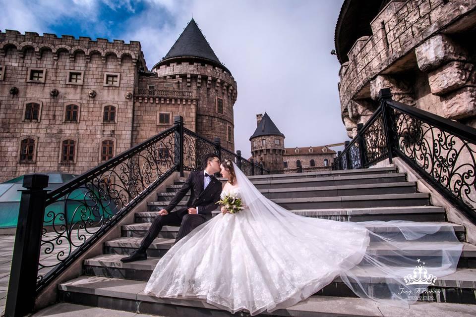 Các địa điểm chụp ảnh cưới và hiệu chụp ảnh cưới đẹp ở Đà Nẵng