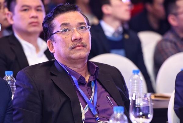Ông Võ Minh Nhựt - Tổng giám đốc NS BlueScope Việt Nam.