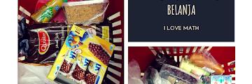 Menstimulasi Anak Suka Matematika (Belanja di Supermarket) - Day 8