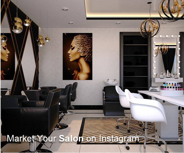 How to Market Your Salon On Instagram