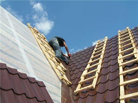 Шумоизоляция крыши дома из металлочерепицы (советы кровельщика) |  RoofKey.ru - Кровля под ключ | Яндекс Дзен