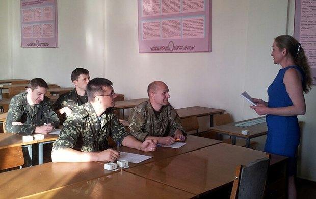Тренинг кризисных психологов, оказывающих помощь участникам АТО, в Днепропетровске
