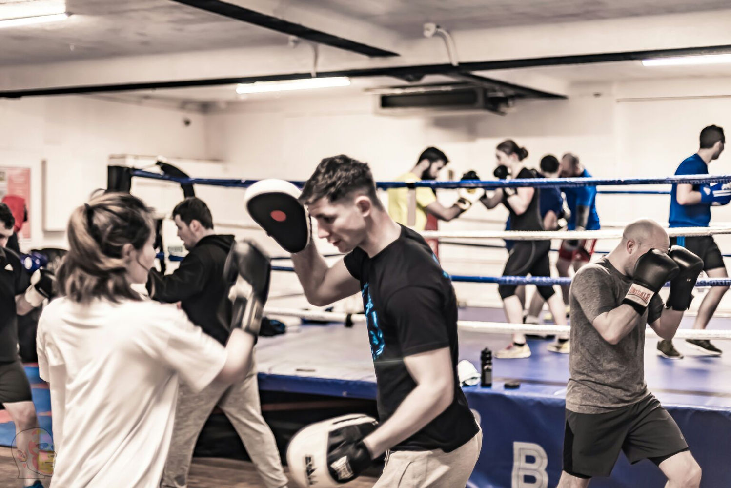 GoSweat | 12 Rounds Boxing