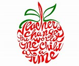 Image result for apple logo teacher