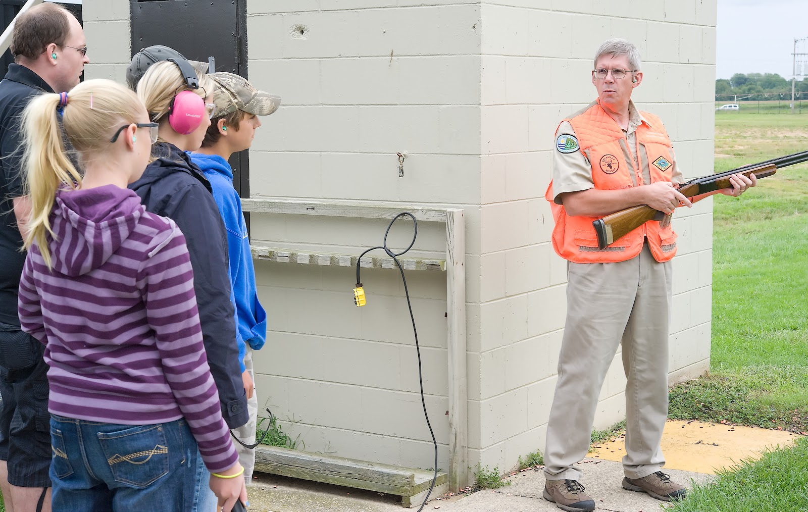 Dover AFB offers Hunter Safety Course > Dover Air Force Base ...