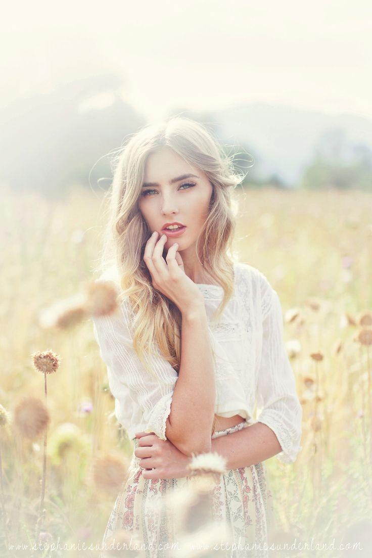 وینیت سفید در عکس