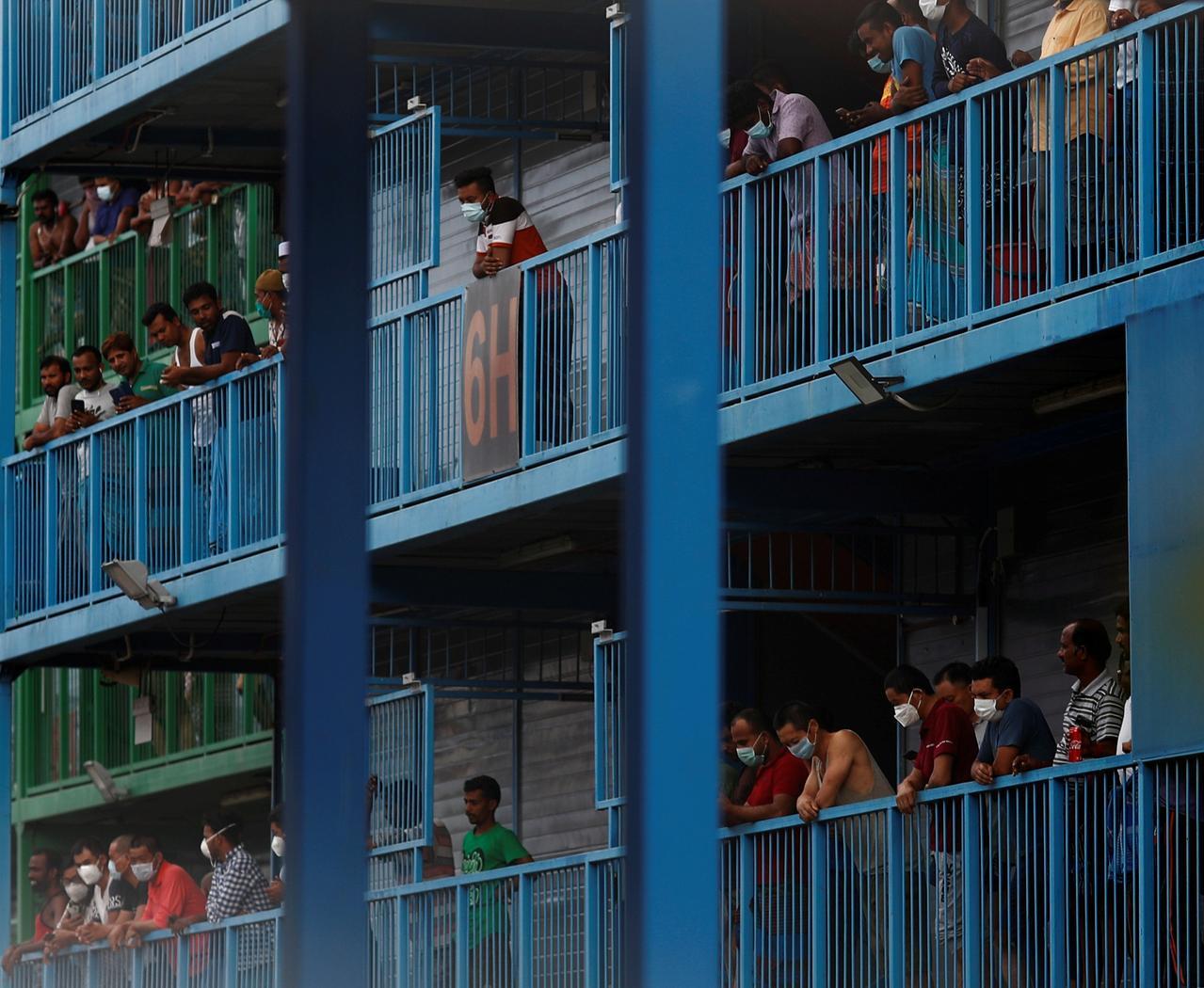 The S11 dormitory: inside Singapore's biggest coronavirus cluster ...