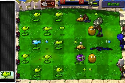 Plantas Vs Zombies Diseño De Sistemas
