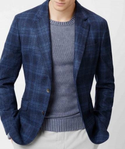 Tweed Blazers for Men