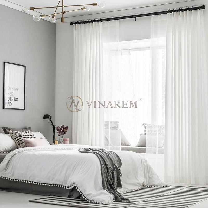 Các Mẫu Rèm Cửa Sổ Phòng Ngủ Bán Chạy Nhất 2020