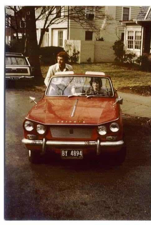 John Edelson: mid 1970s