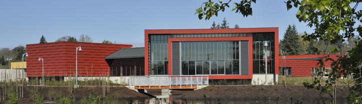 South Tacoma, Washington's new recreation and activities (STAR) center.
