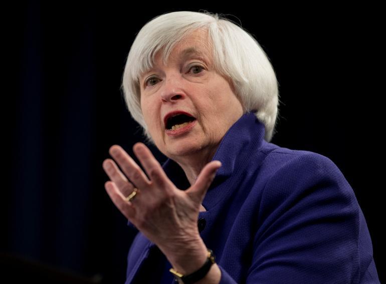 Biden picks ex Fed Chair Janet Yellen to lead US Treasury ...
