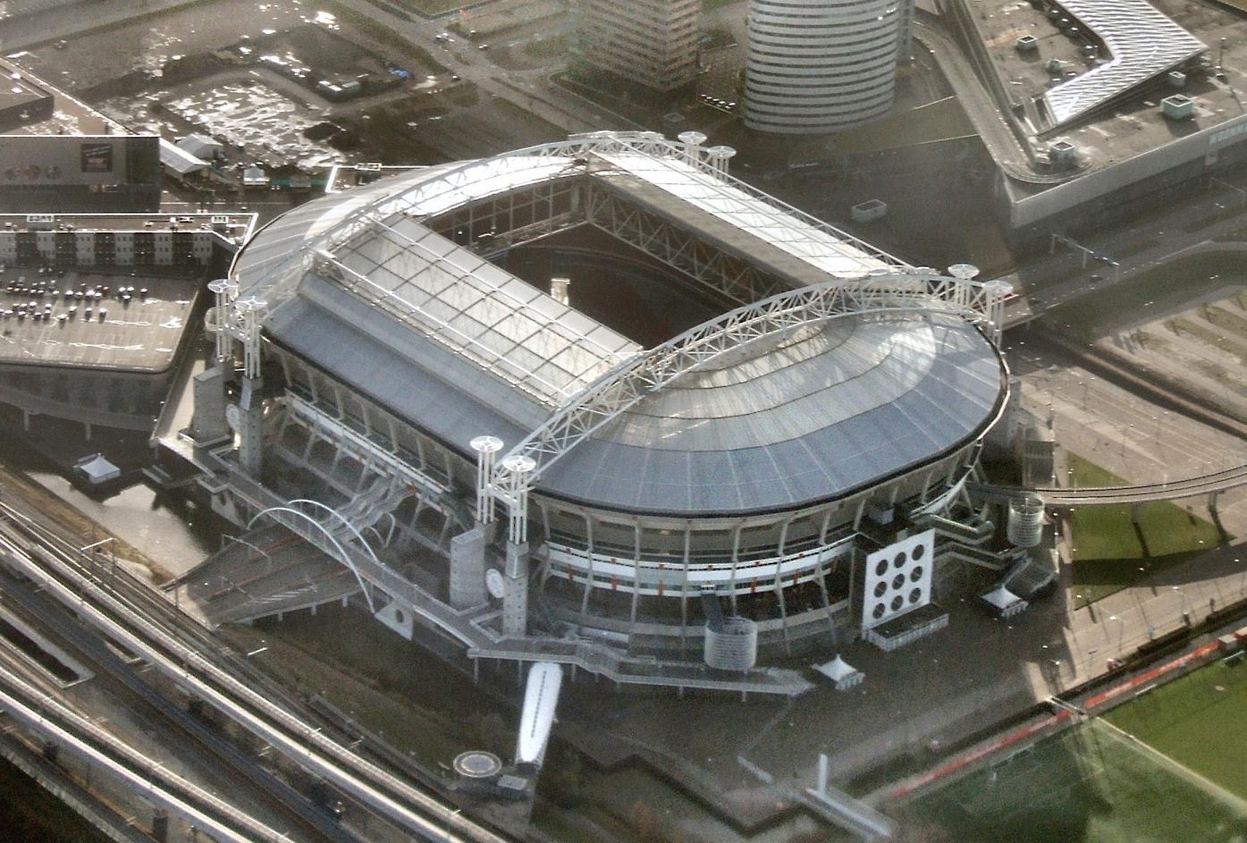 Thiết kế sân vận động hiện đại