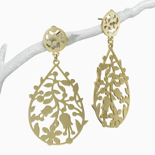 Fortunoff Ecojewel earrings