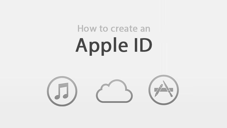 Cách tạo tài khoản ID Apple nhanh nhất