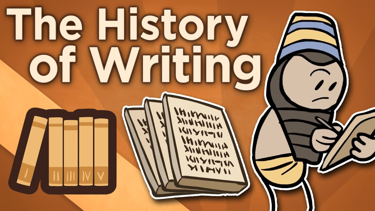 The History of Writing - Learn Vocab in IELTS Reading
