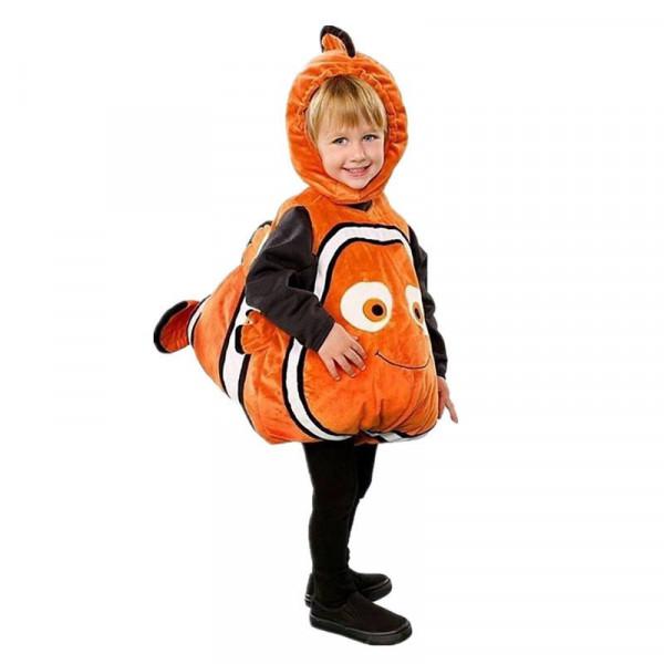 Toddler Little Clownfish Costume